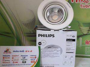 Đèn Downlight Philips Pomeron 59775 5W Trắng