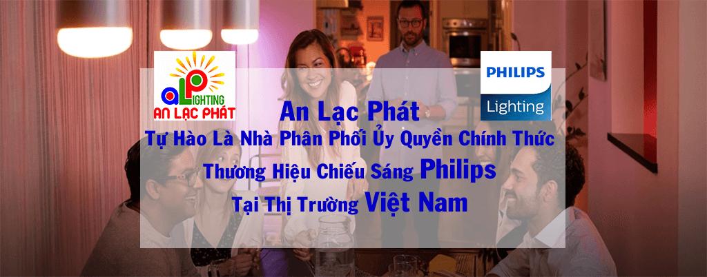 An Lạc Phát tự hào là nhà phân phối đèn led philips tại thị trường Việt Nam