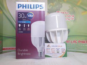 bóng đèn tròn Philips công suất cao 50w