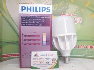 bóng đèn tròn Philips công suất cao 50w tiết kiệm điện