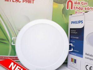 Đèn Led Philips Âm Trần DN027B công suất 7w lỗ cắt 100mm