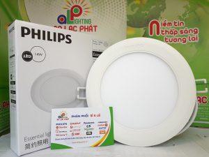 Đèn Led Downlight Tròn Philips 59523 MARCASITE 14W tích hợp bộ điện
