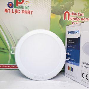 Đèn led âm trần 7W Philips DN027B G2 phù hợp với nhiều không gian