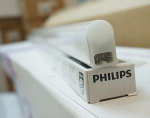 Đèn led T8 Philips được gắn nhiều trong gia đình