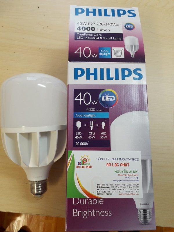 đèn led trụ Philips công suất cao